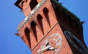 Clock Tower of Waterbury