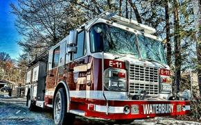 Waterbury Fire Truck
